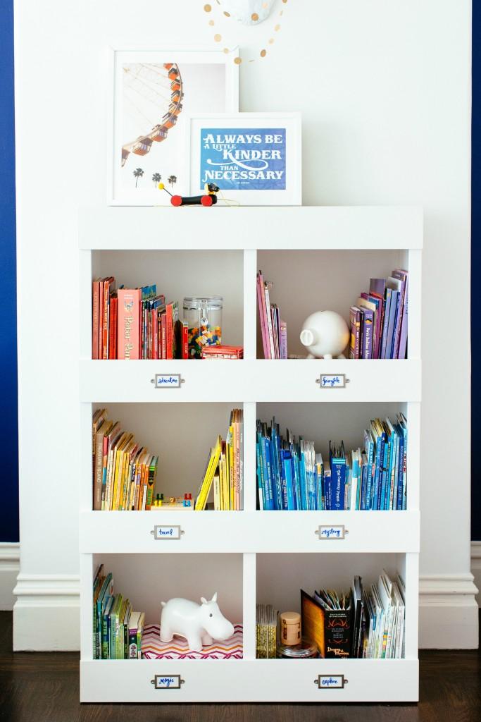 Cameron Bookshelf - Project Junior