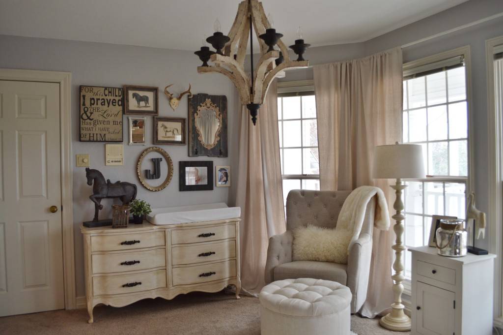 Neutral Vintage Cowboy Nursery