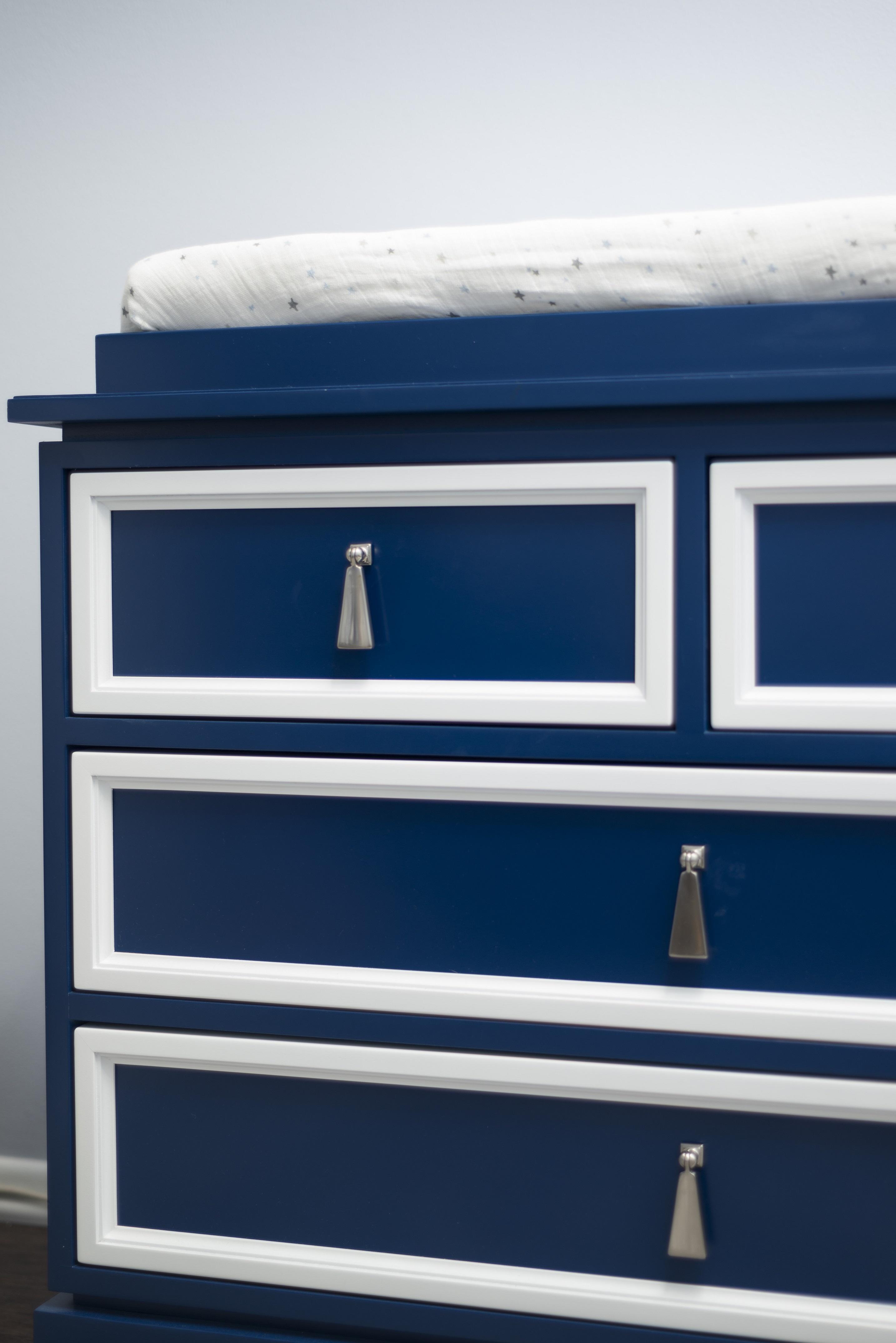 duc duc Regency Dresser in Blue