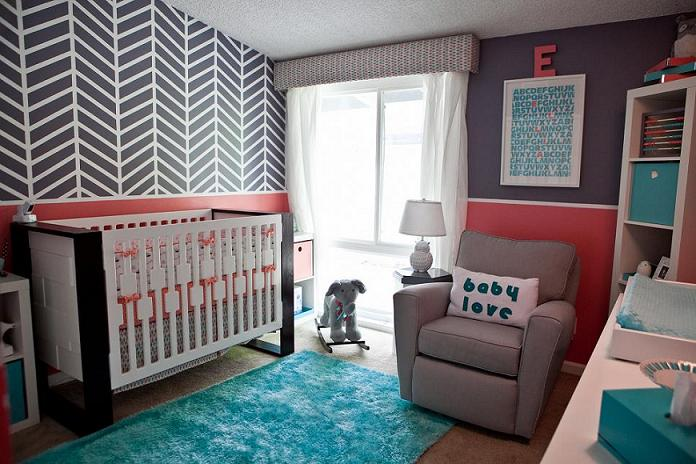 50 gray nurseries find your perfect shade project nursery Modern nursery room