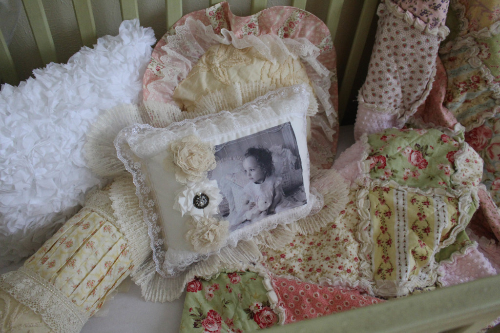 Handmade Shabby Chic Pillows