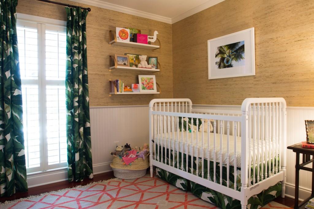 Charlotte S Tropical Vibrant Nursery