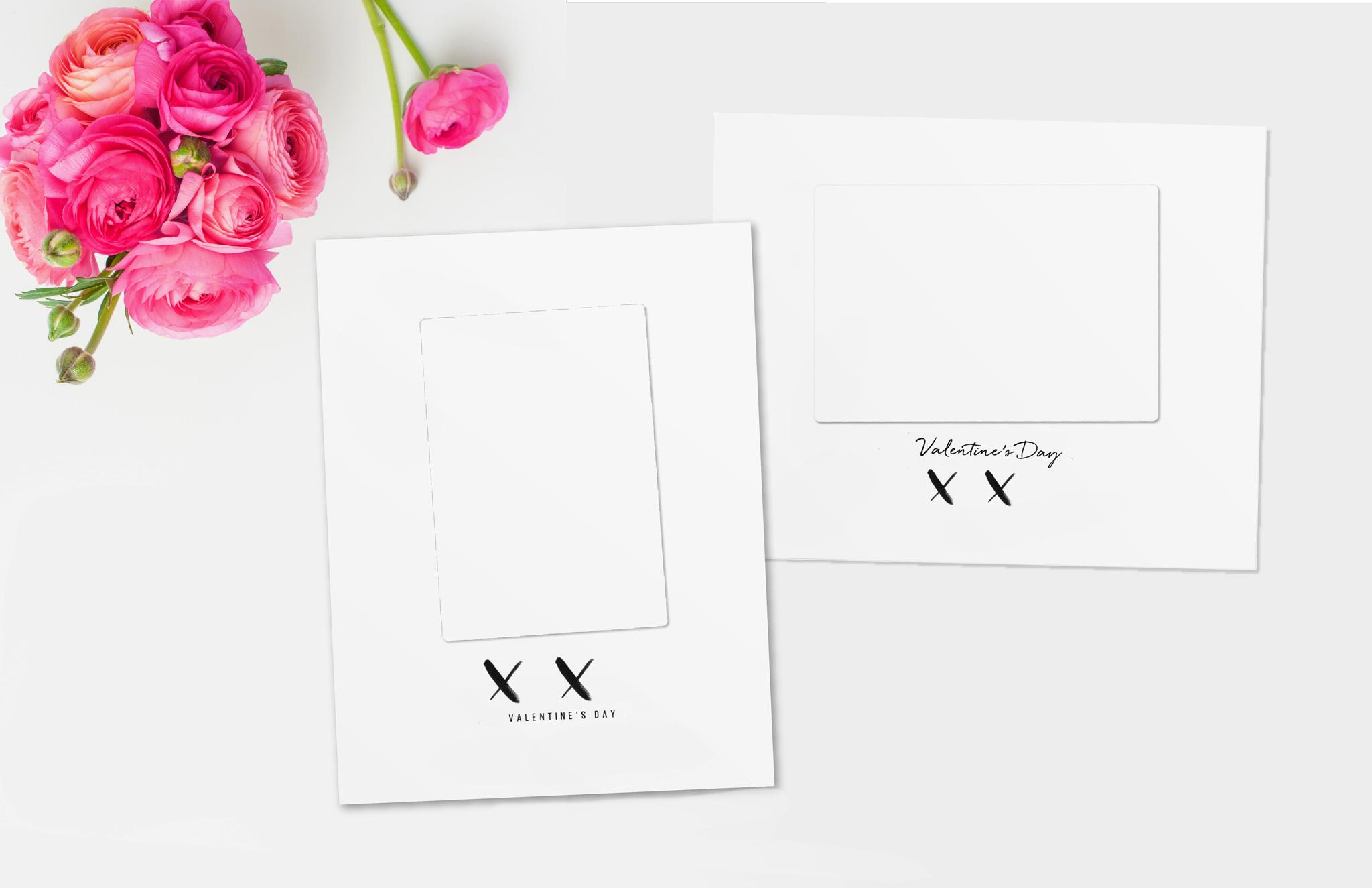 Printable Valentine's Keepsake