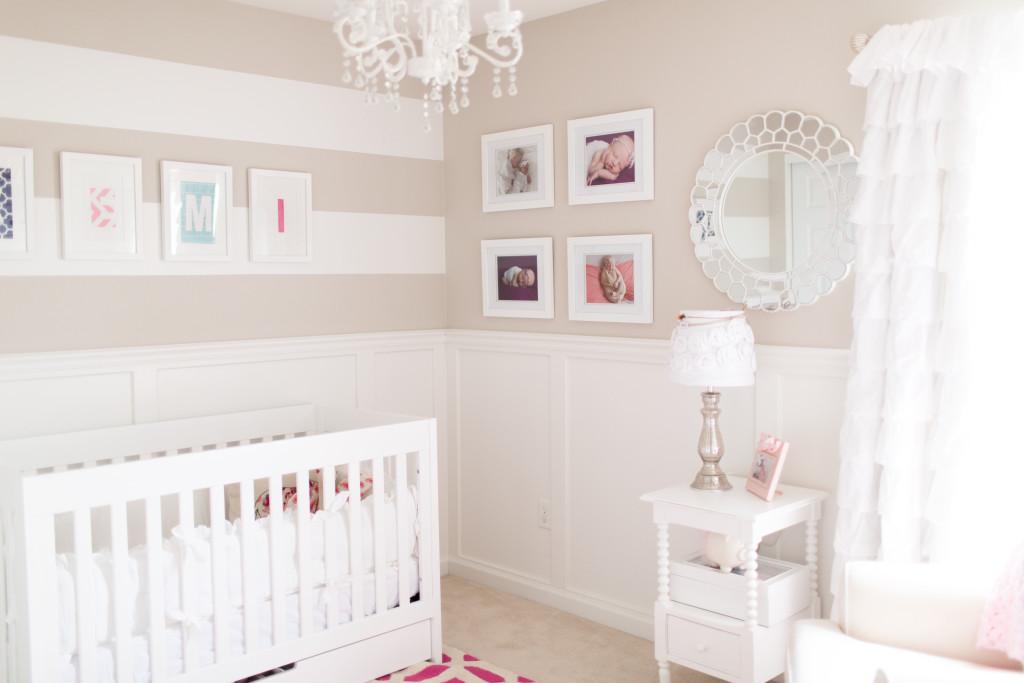 Girly Nursery