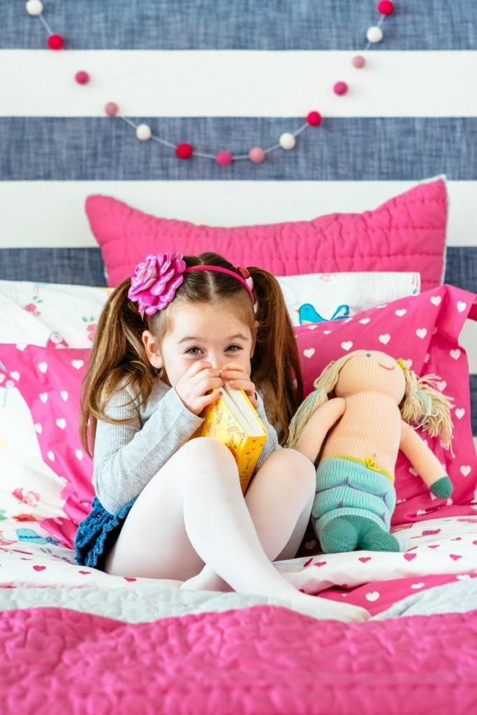 Heart Bedding - Project Junior