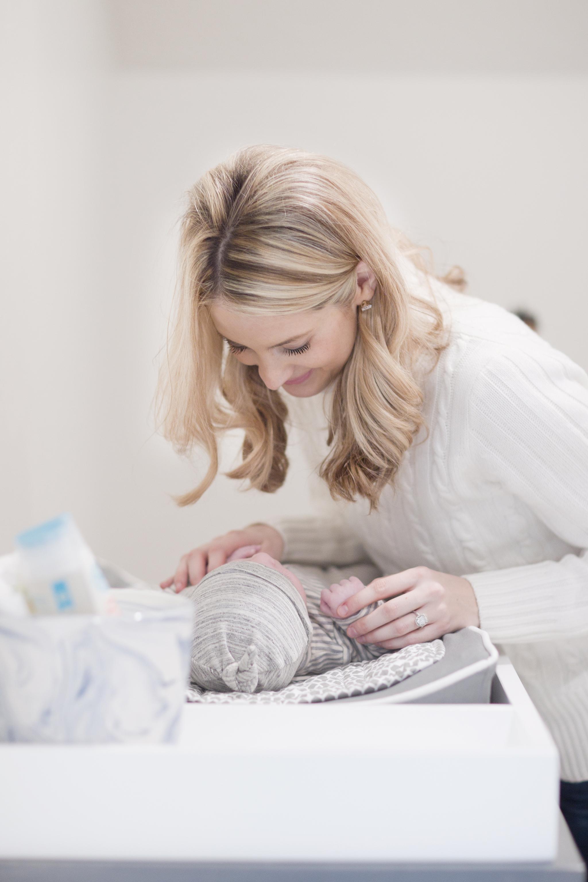 Ivory Lane Emily Jackson with Baby