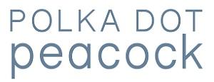 Polka Dot Peacock