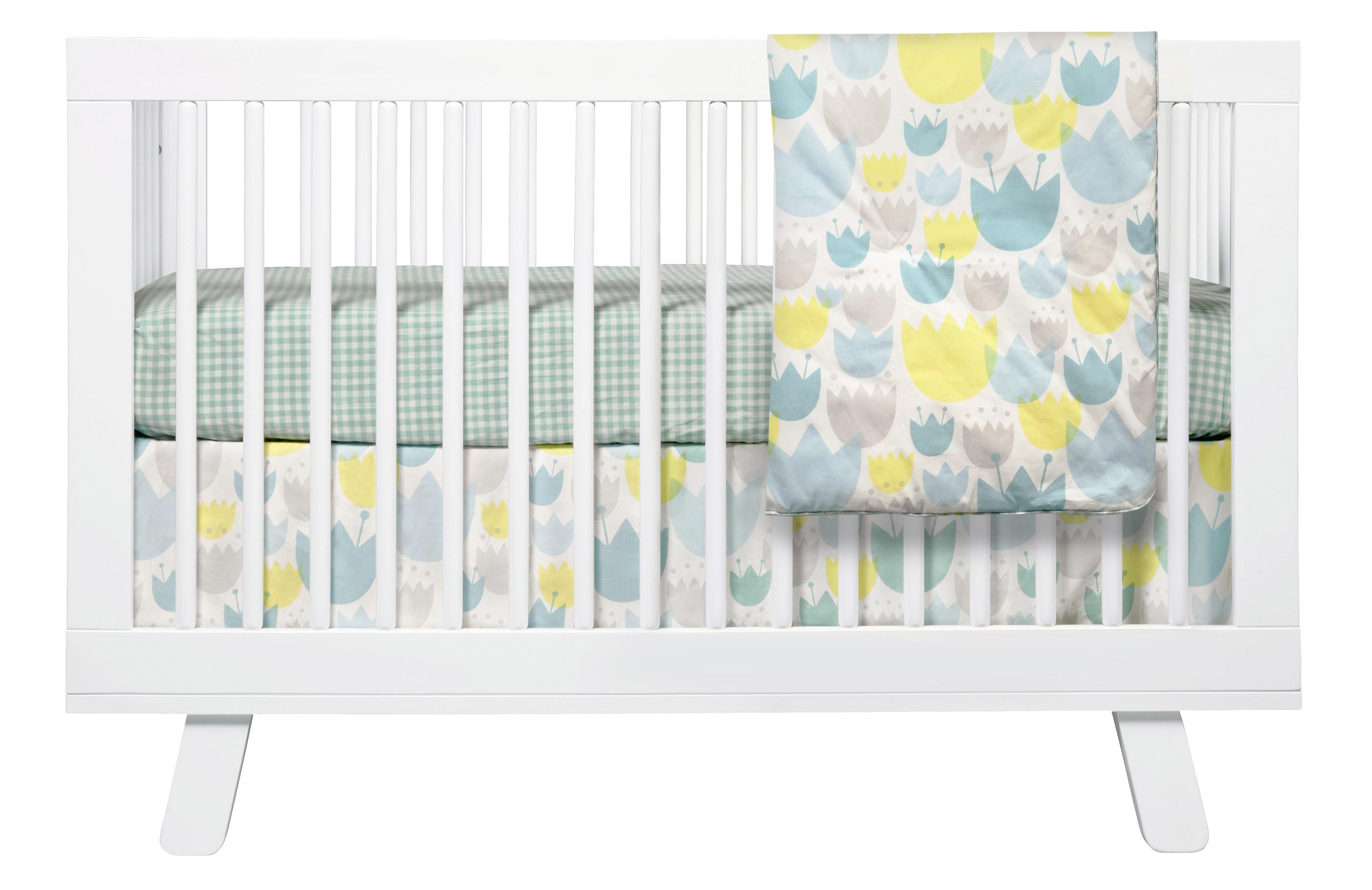 Tulip Garden Crib Bedding Collection
