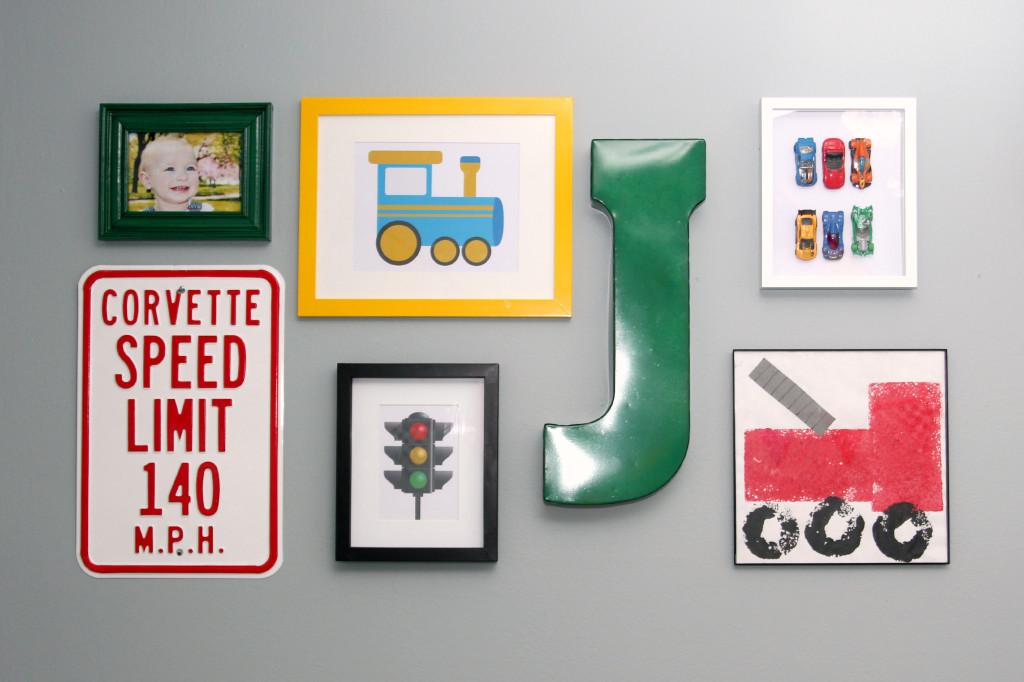 Jackson S Toddler Transportation Bedroom Project Nursery