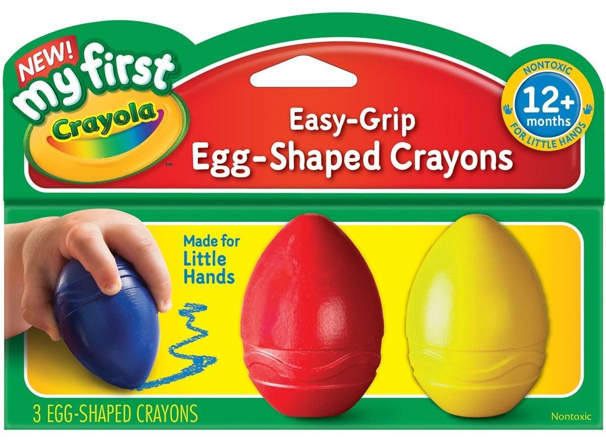 Egg Crayons