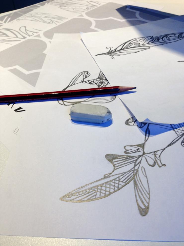 Nest Designs Design Process