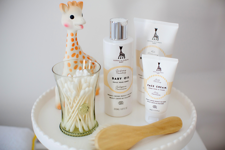 Sophie la Girafe Baby - Project Nursery
