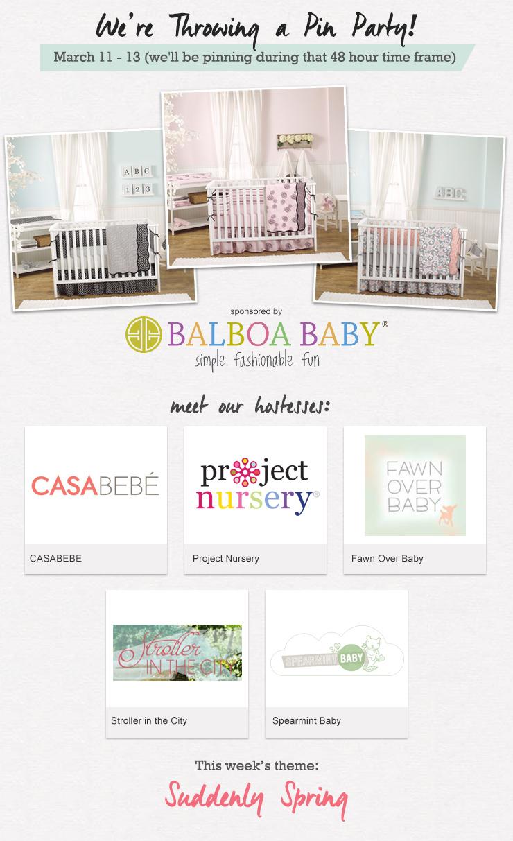Balboa Baby Pin Event