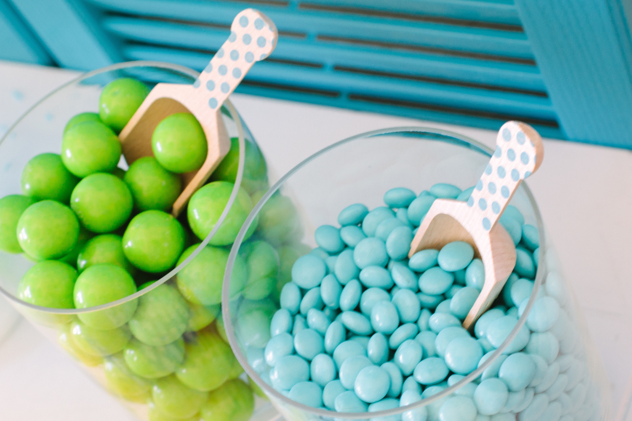 Monsters, Inc. Inspired Birthday Party Candy