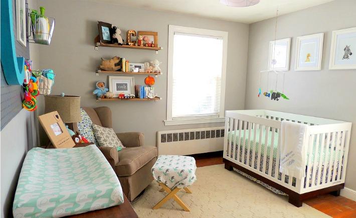 Design reveal cara loren 39 s nursery project nursery - Designer babymobel ...