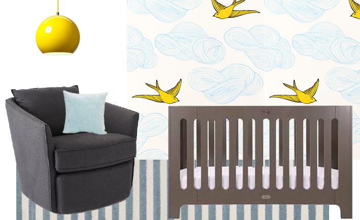 Pish Posh Baby Nursery