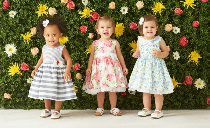 Toddler Girls' Spring Dresses from Little Me