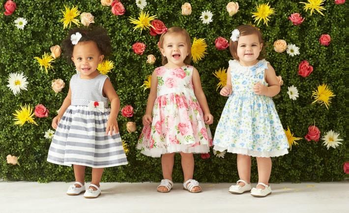 Toddler Girls' Spring Dresses from Little Me