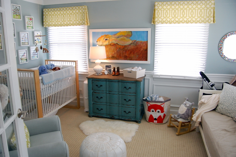 Beach Themed Nursery - Project Nursery