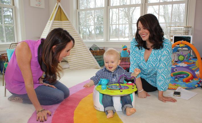 Bumbo Multi Seat - Project Nursery