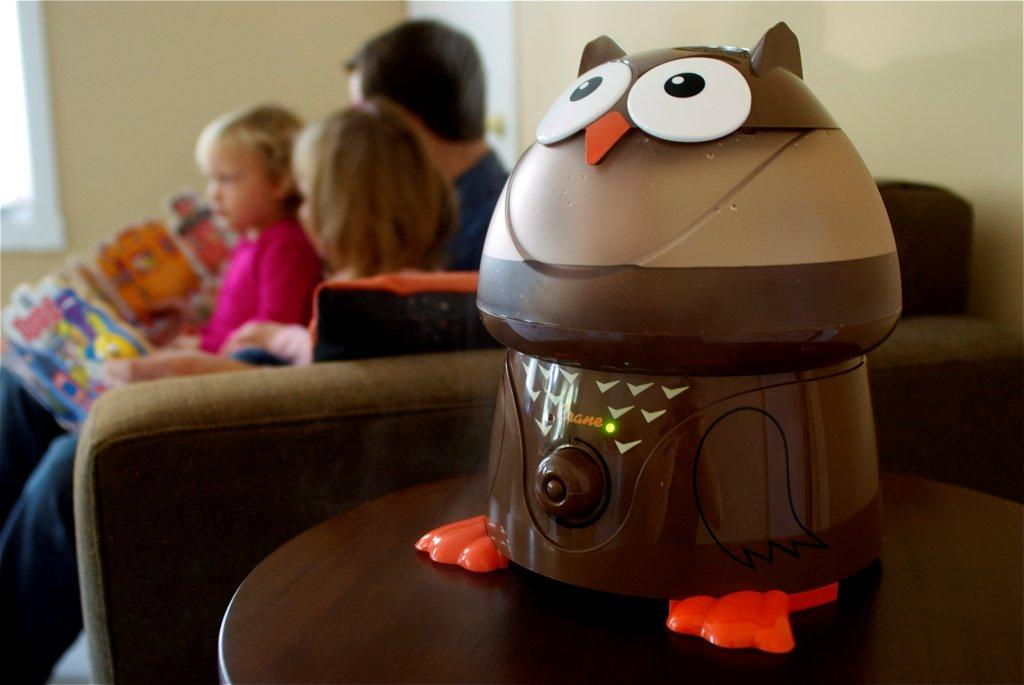 Owl Cool Mist Humidifier from Crane