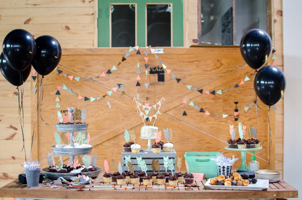Tribal-Themed Birthday Party Decor - Project Nursery