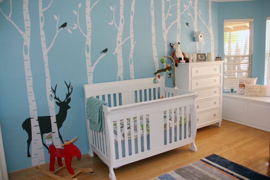 Blue Woodland Nursery - Project Nursery