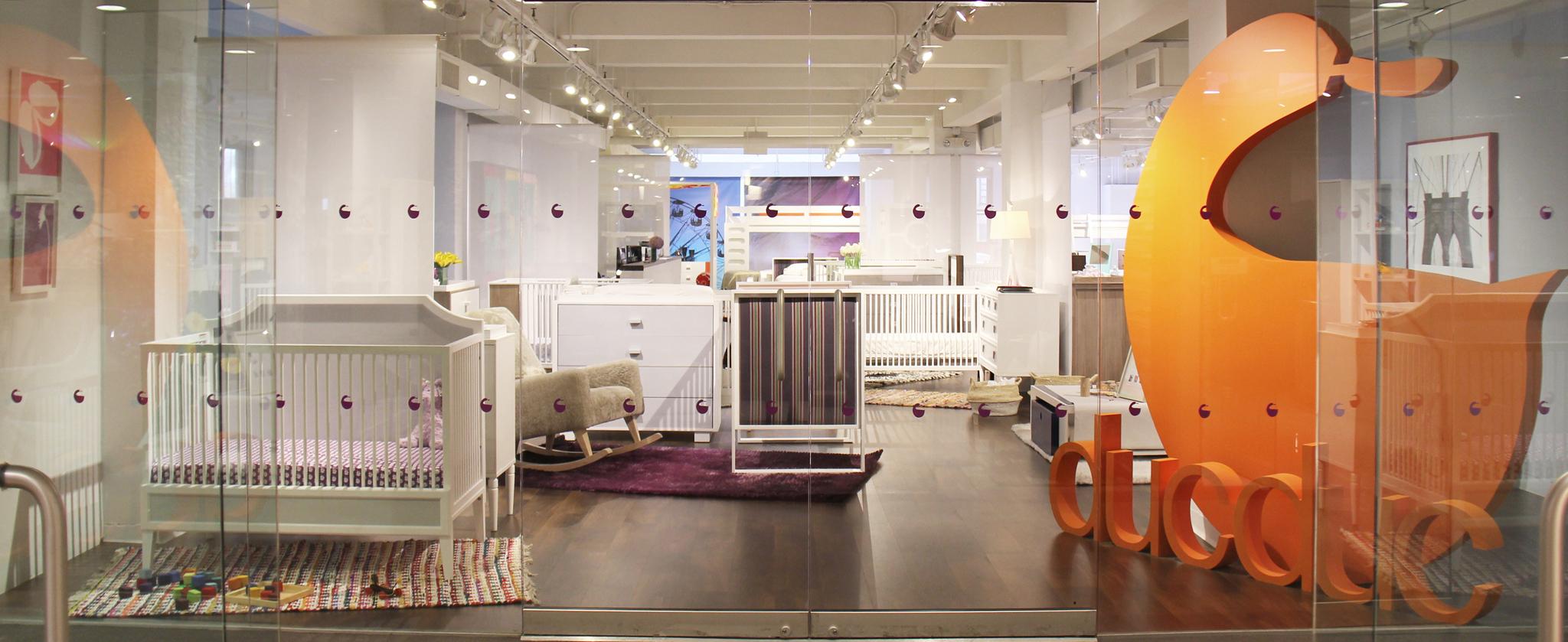 ducduc Showroom in NYC