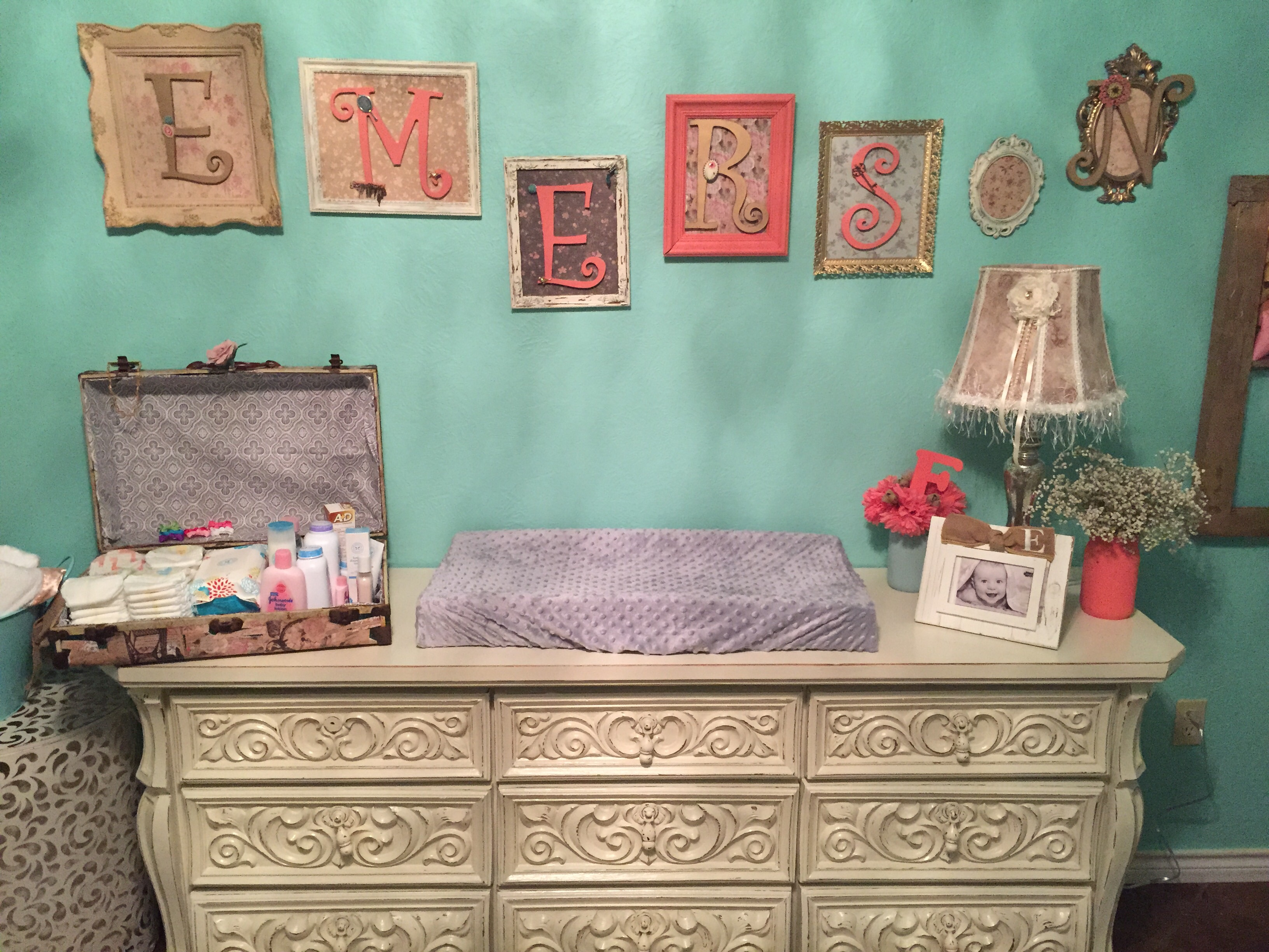 Diy Crafts For Baby Room: Emerson Montgomery DIY Nursery