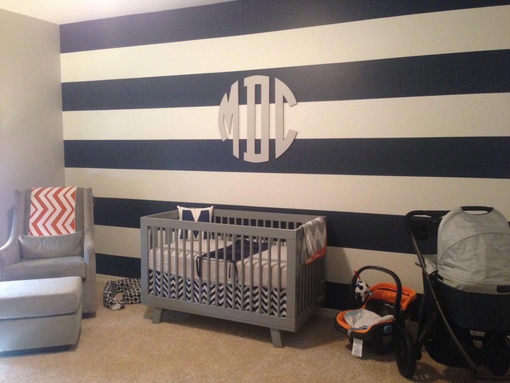 Maverick Dakota S Modern Nursery Project Nursery