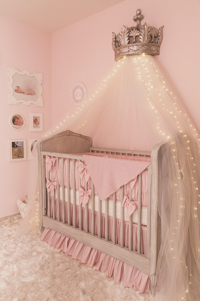 & Ballerina Princess Nursery Room - Project Nursery
