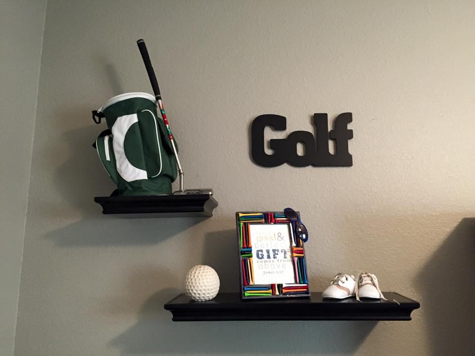 5 14. Golf Theme Nursery   Project Nursery