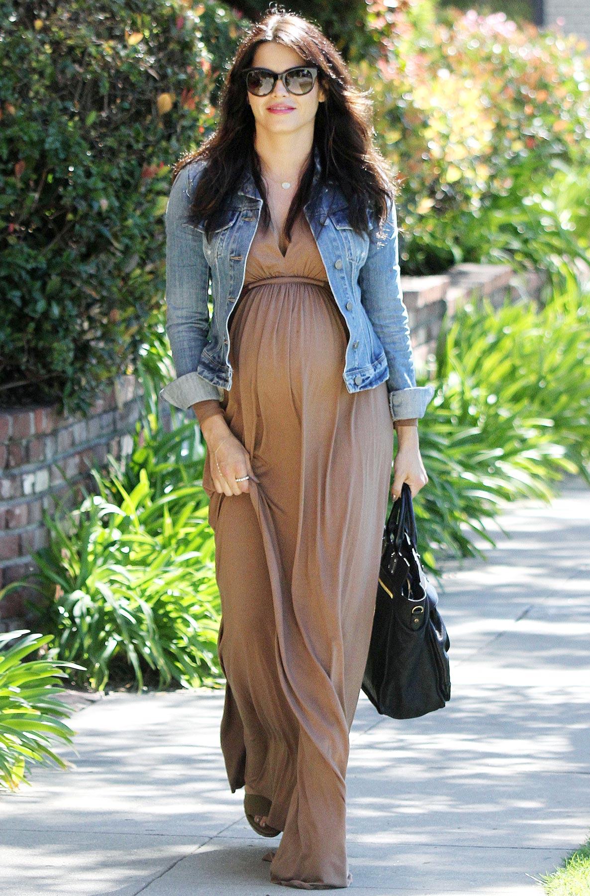 Jenna Dewan-Tatum's Maternity Style