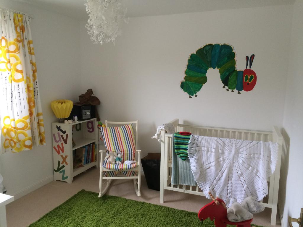 The Very Hungry Caterpillar Nursery Part 79