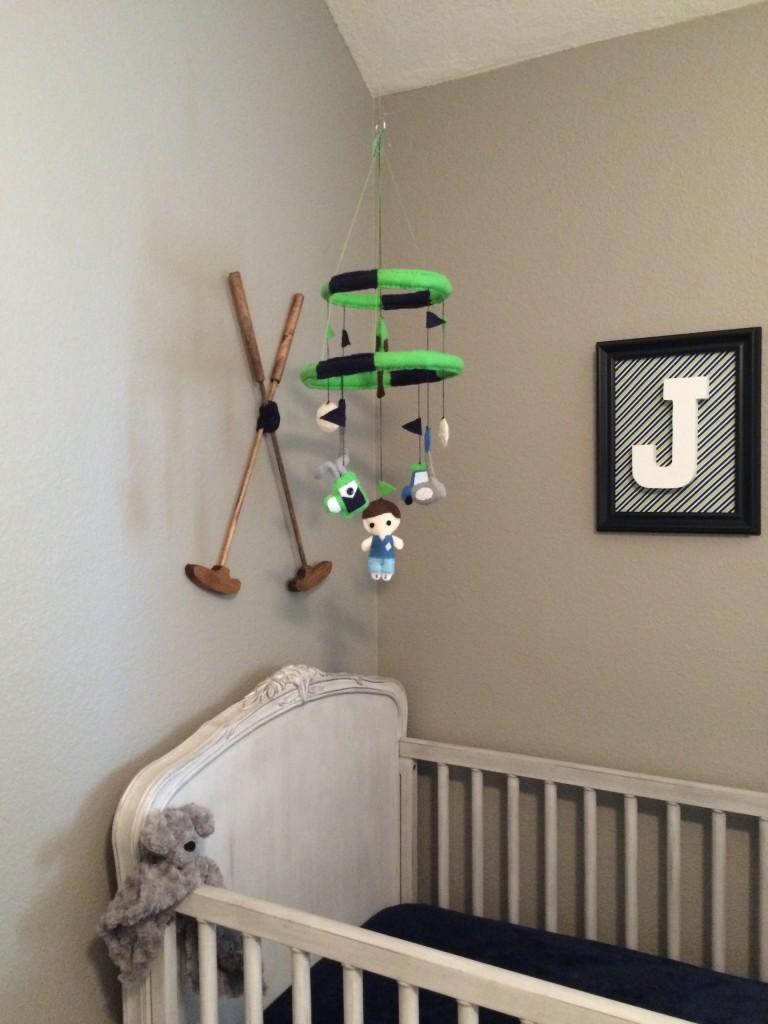 Golf Theme Nursery Project Nursery