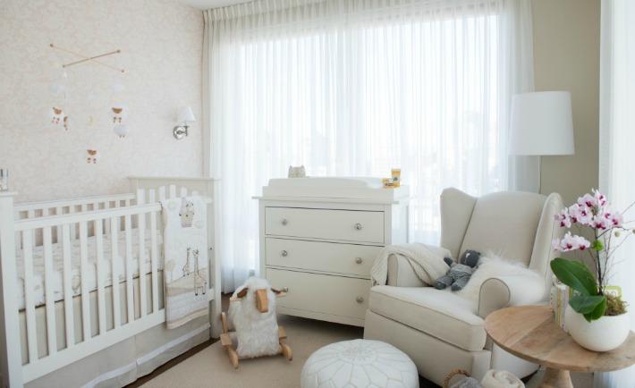 Neutral Nursery Furniture - Project Nursery