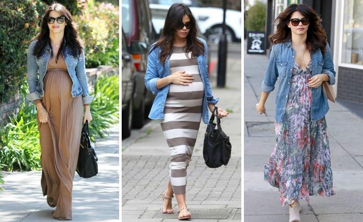 Jenna Dewan Tatum's Maternity Style