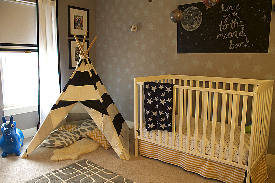 Star-Themed Nursery - Project Nursery