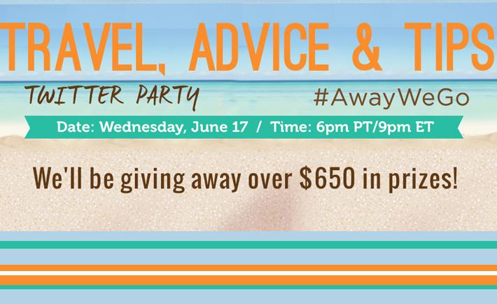 #AwayWeGo Twitter