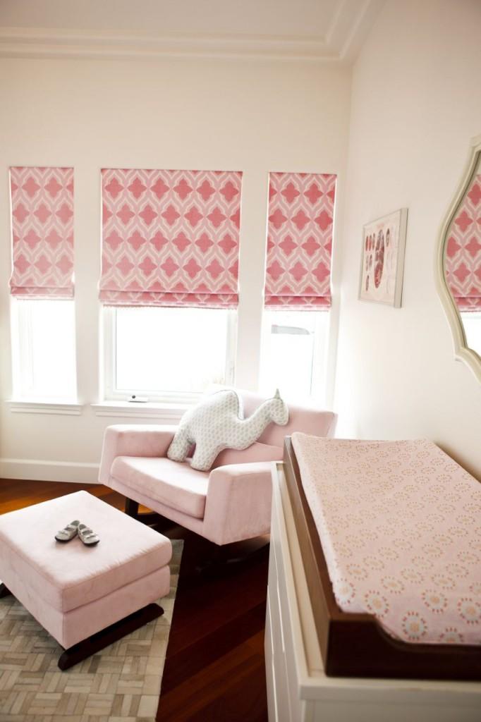 Pink Travel Nursery - Project Nursery