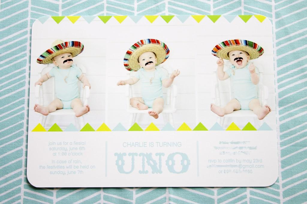 First Birthday Fiesta Project Nursery