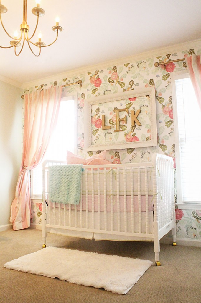 Pretty In Pink 55 Nurseries Project Nursery