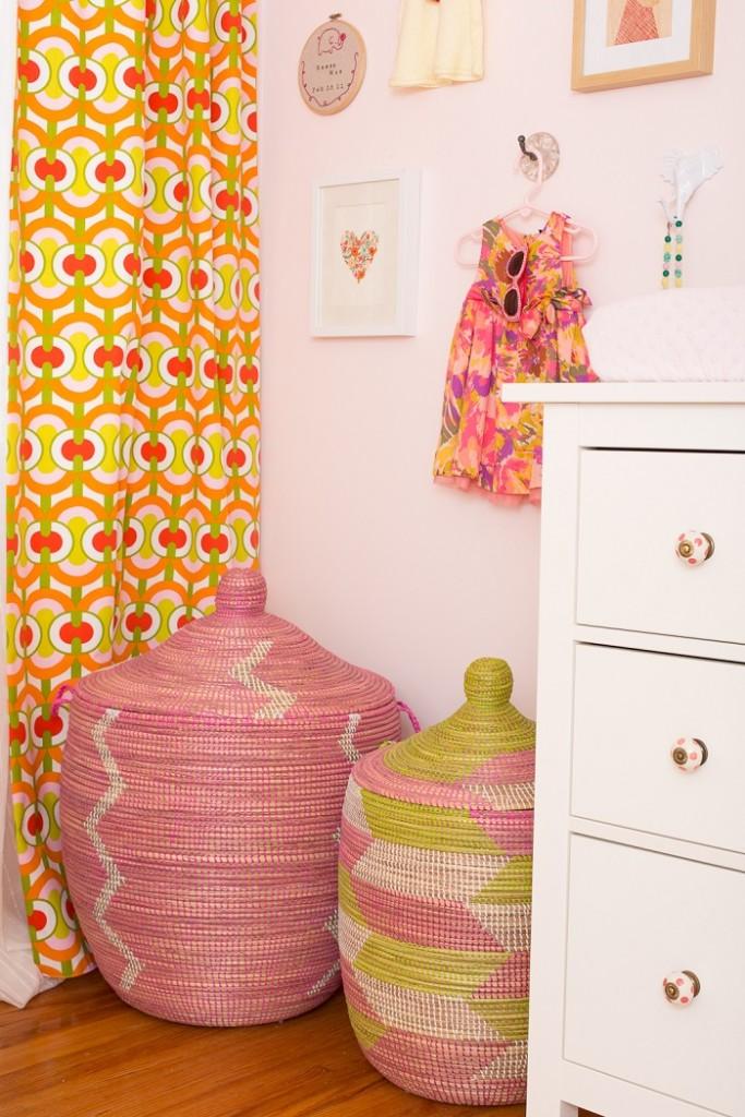 Colorful Pink Nursery - Project Nursery