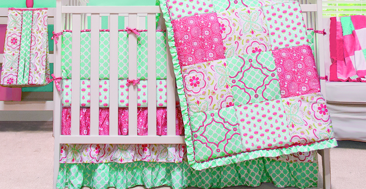 Mila Crib Bedding