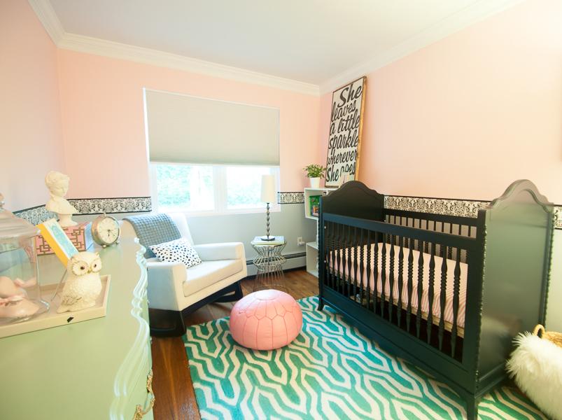 Pink Nursery - Project Nursery