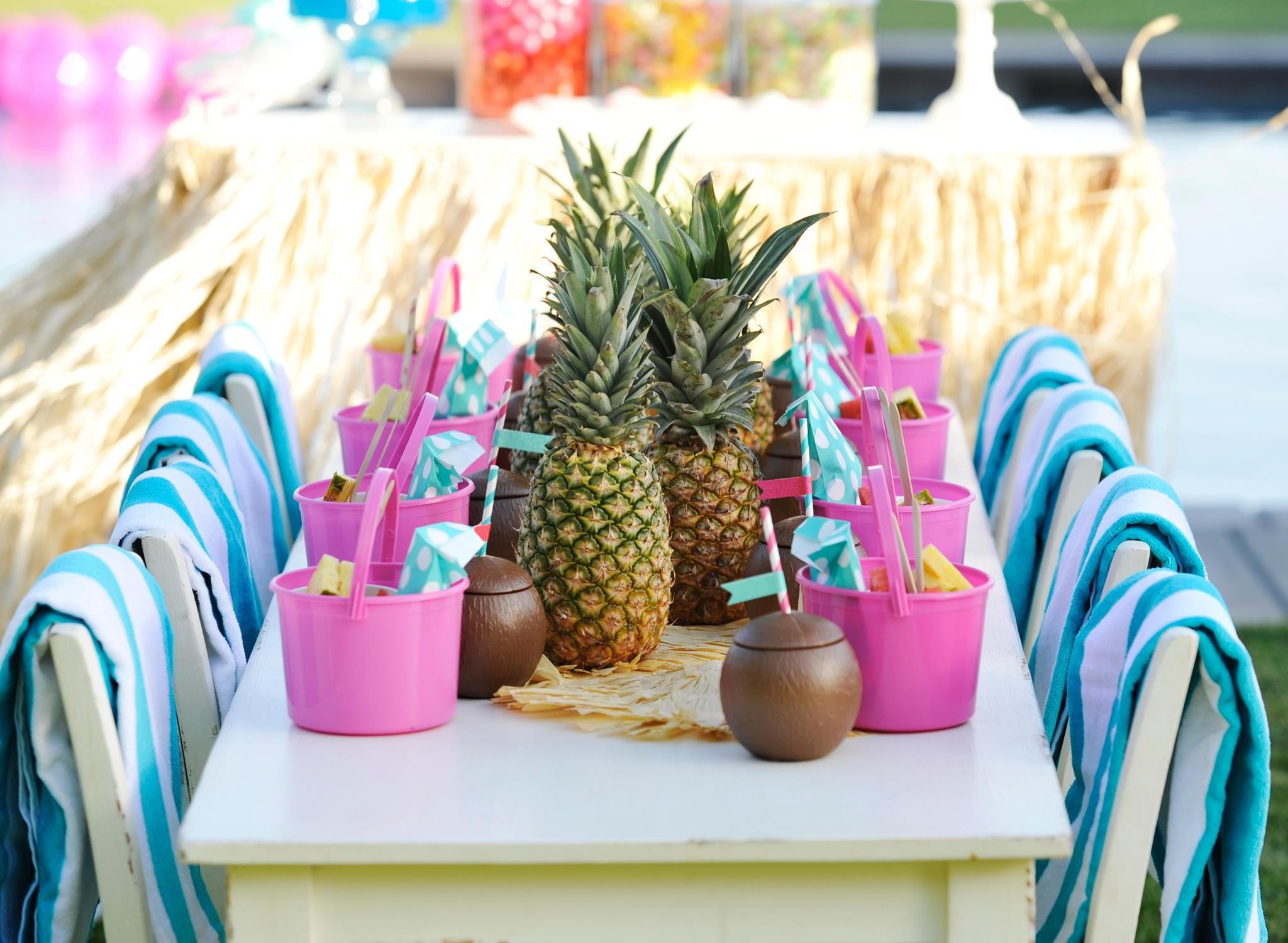 Kids Summer Pool Party Project Nursery