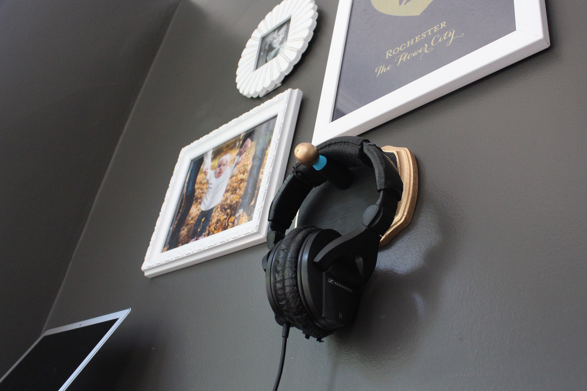 Diy Headphones Hanger