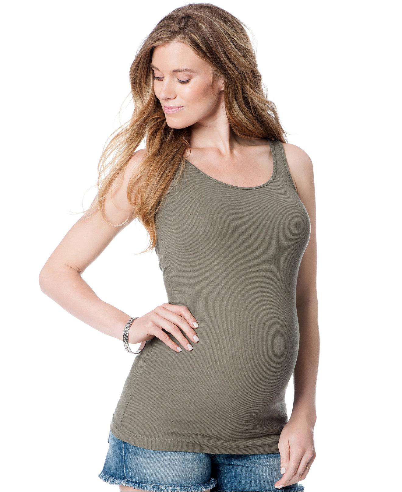 Maternity Tank Top from Macys