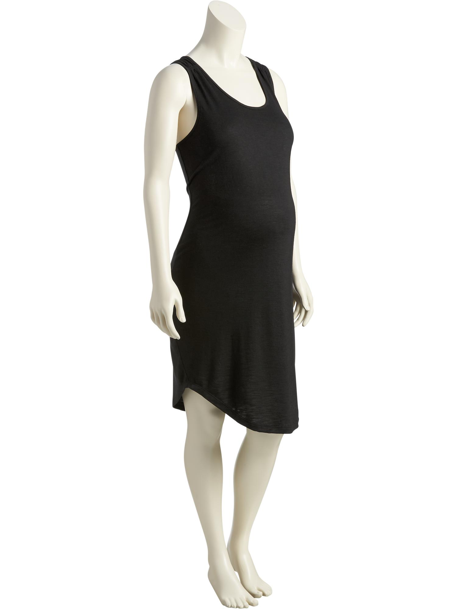 Maternity Slub-Knit Tank Dress from Old Navy