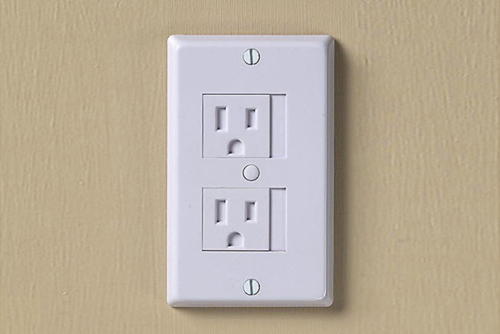 Universal Outlet Cover